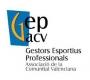 Asociación de Gestores Deportivos Profesionales de la Comunidad Valenciana (GEPACV)