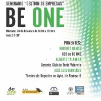 Seminario Gestión Deportiva Be One