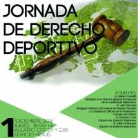 Jornada de Derecho Deportivo