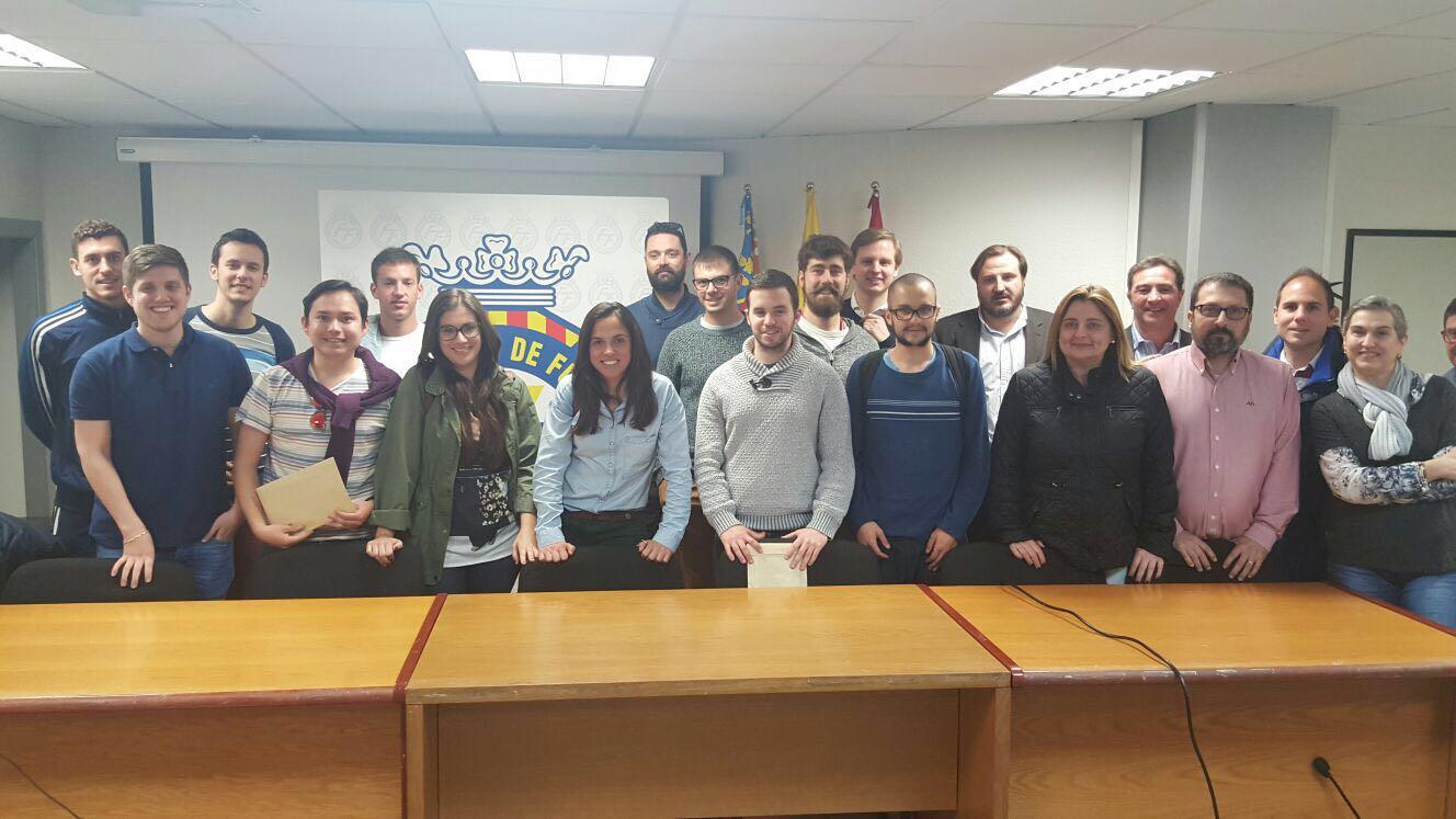 federacion futbol comunidad valenciana:
