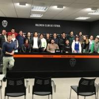 Evento doble del MGDUPV: Visita Ciudad Deportiva VCF y Jornada Mas Camarena